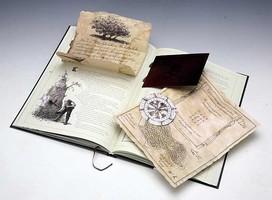 interaktivní kniha