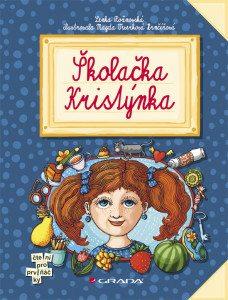 Obálka Školaka Kristýnka.indd