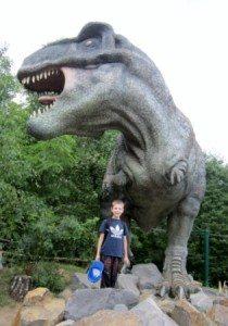 dinopark a zoo Vyškov 1