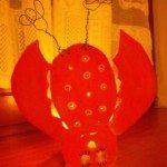 halloweenská lampa 20