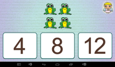 Výuková aplikace - Čísla a matematika