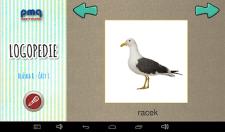 Výuková aplikace - Logopedie