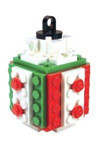 LEGO vánoční ozdoba