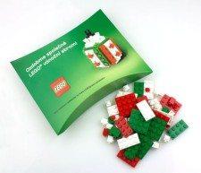 LEGO vánoční ozdoba_balení