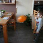 litaci balonek 6