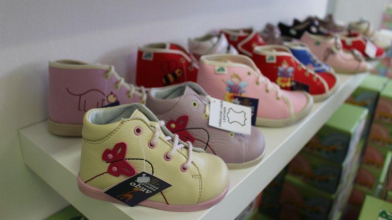 Nová prodejna a výdejna dětské obuvi DPK byla otevřena ve Zlíně ... efe1ccd123