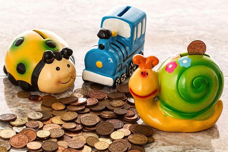 Finanční gramotnost děti