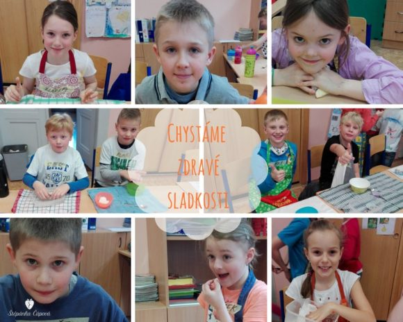 Projektové dny - chystáme zdravé sladkosti